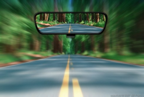 A lot can happen in 5 years, the rear view mirror and the road ahead